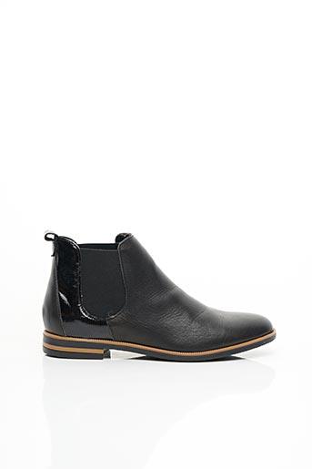 Bottines/Boots noir MORAN'S pour femme
