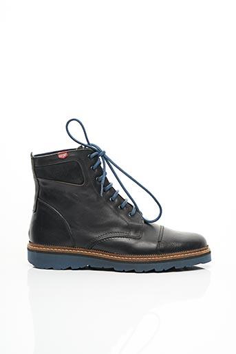 Bottines/Boots noir ON FOOT pour homme
