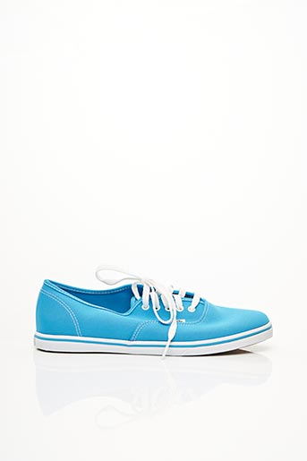 Baskets bleu VANS pour homme
