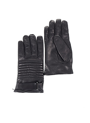 Gants noir ANTONY MORATO pour homme
