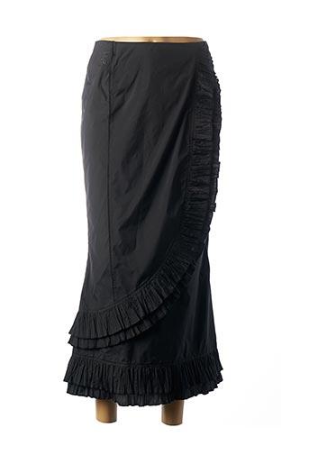 Jupe longue noir AIRFIELD pour femme