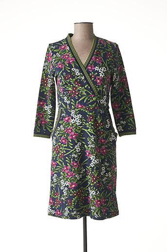 Robe mi-longue vert KING LOUIE pour femme