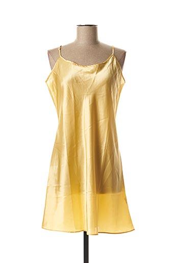 Nuisette/combinette jaune CHANGE pour femme
