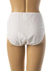 Slip/Culotte blanc ROSA FAIA pour femme seconde vue