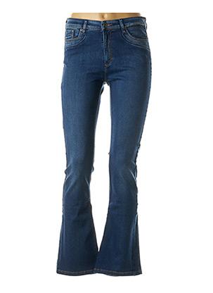 Jeans bootcut bleu COUTUREVE pour femme