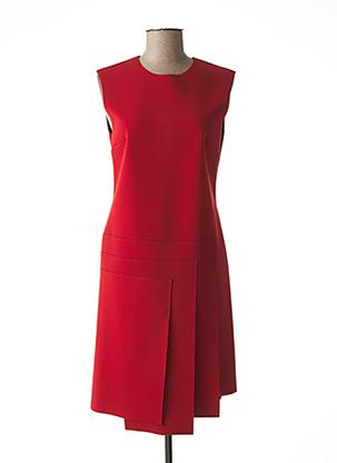 Robe mi-longue rouge COP COPINE pour femme