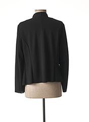 Veste casual noir RINASCIMENTO pour femme seconde vue