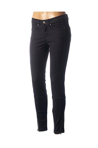 Jeans skinny bleu IMITZ pour femme
