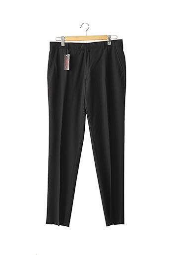 Pantalon chic noir KAMAO pour homme