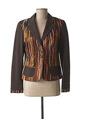 Veste casual marron ROSA ROSAM pour femme seconde vue
