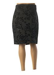 Jupe mi-longue noir JOSEPH RIBKOFF pour femme seconde vue