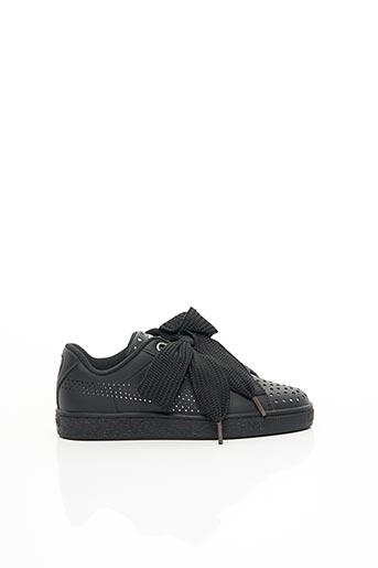 Baskets noir PUMA pour femme
