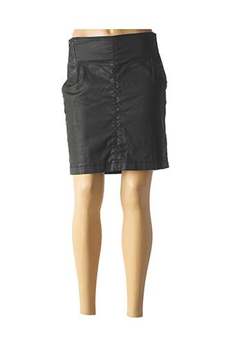 Jupe courte noir IKKS pour femme