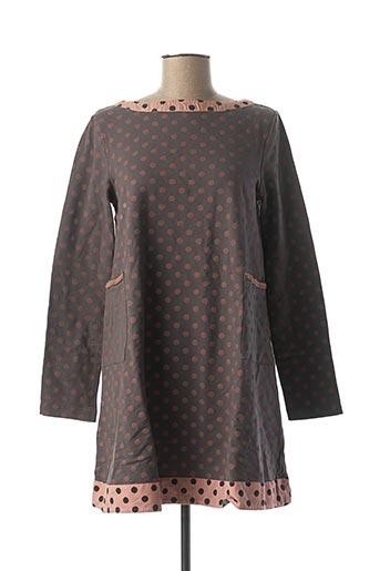 Robe courte rose RHUM RAISIN pour femme