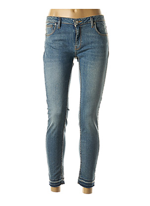 Jeans skinny bleu TWINSET pour femme