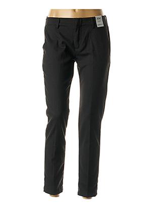 Pantalon chic gris REIKO pour femme