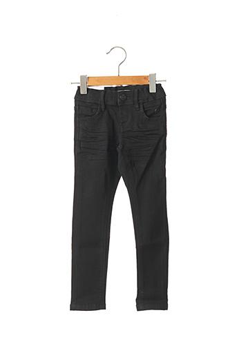 Pantalon casual noir NAME IT pour enfant