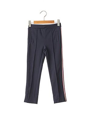 Jupe short bleu 3 POMMES pour fille