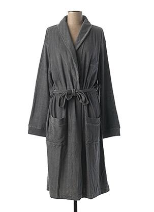 Robe de chambre gris PEIGNORA pour femme