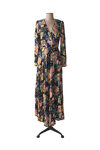 Robe longue bleu BELCCI pour femme