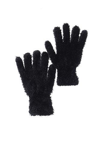 Gants noir PERRIN pour femme