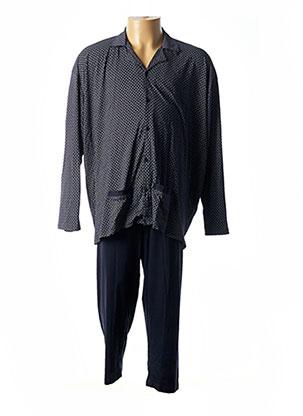Pyjama bleu GÖTZBURG pour homme