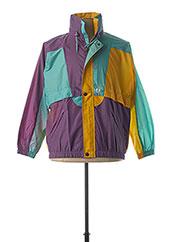 Coupe-vent violet K. WAY pour homme seconde vue
