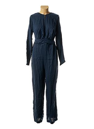 Combi-pantalon bleu COSSAC pour femme