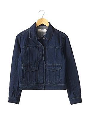 Veste en jean bleu NATAN pour femme