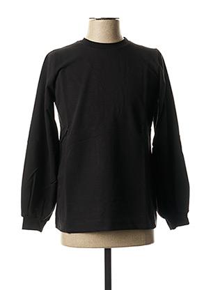 Sweat-shirt noir SIGNE pour femme