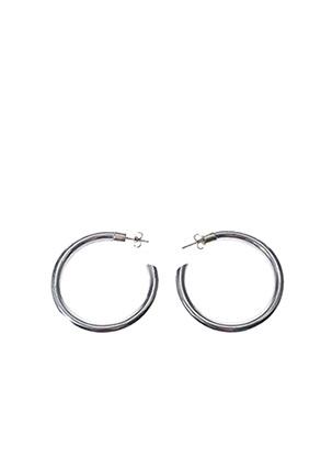 Boucles d'oreilles gris PEOPLE TREE pour femme