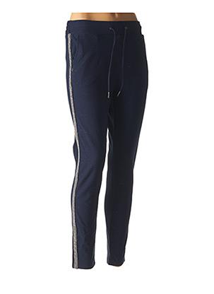 Jogging bleu TOXIK3 pour femme