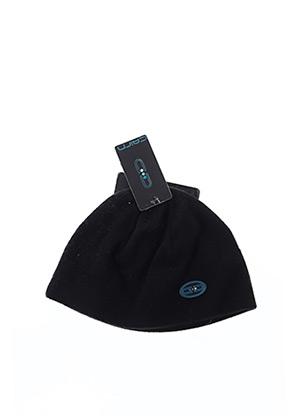 Bonnet noir CAIRN pour homme