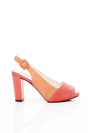 Escarpins rose GEOX pour femme