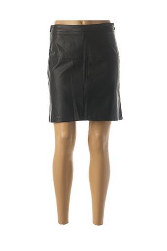 Jupe courte noir DROLE DE COPINE pour femme
