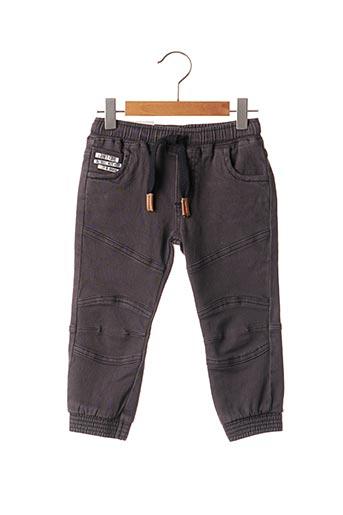 Pantalon casual gris KNOT SO BAD pour garçon