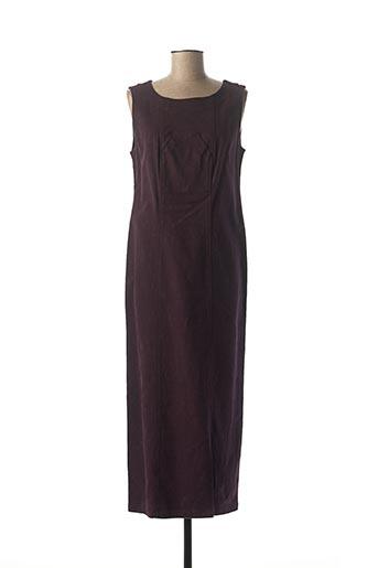 Robe longue violet ROSA ROSAM pour femme