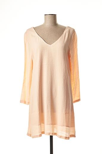 Robe courte rose ARTLOVE pour femme