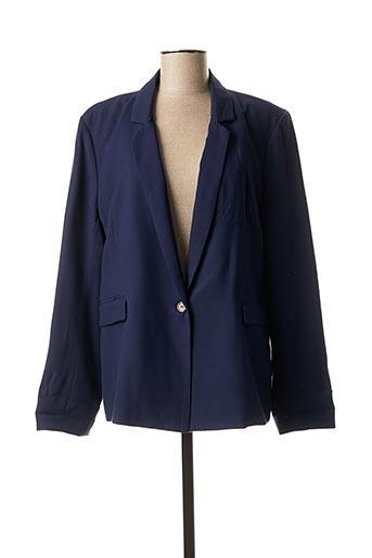 Veste chic / Blazer bleu BEST MOUNTAIN pour femme