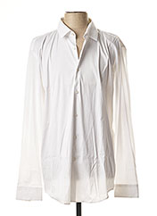 Chemise manches longues blanc HUGO BOSS pour homme seconde vue