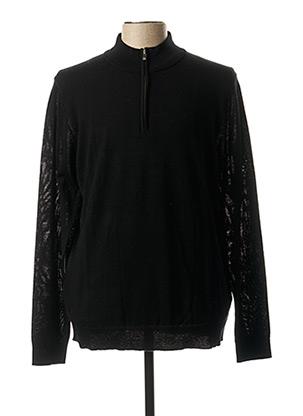 Sweat-shirt noir PREMIUM DE JACK AND JONES pour homme