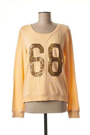 Sweat-shirt rose ESPRIT pour femme