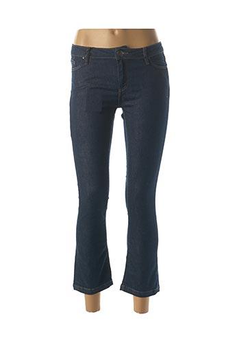 Jeans bootcut bleu SCHOOL RAG pour femme