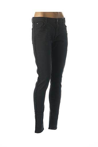 Pantalon casual noir EDC pour femme