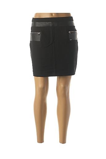 Jupe courte noir SCHOOL RAG pour femme