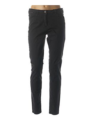 Pantalon casual noir MAISON SCOTCH pour femme