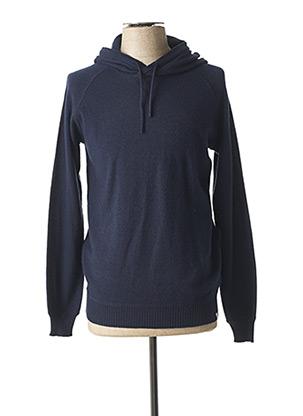 Sweat-shirt bleu MINIMUM pour homme