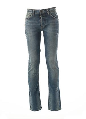 Jeans coupe droite bleu KILIWATCH pour homme