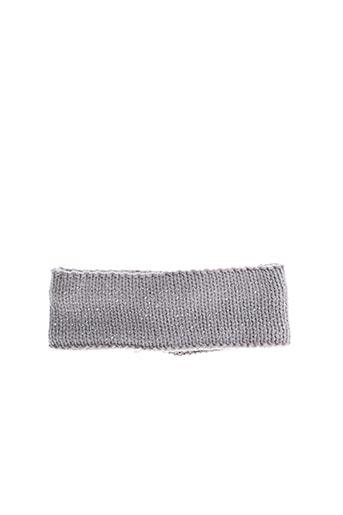 Bonnet gris CODELLO pour femme