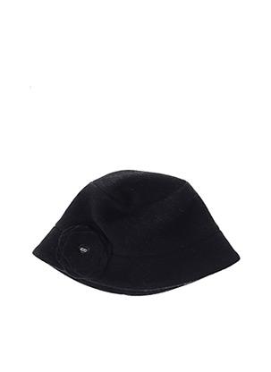 Chapeau noir LILI GAUFRETTE pour fille
